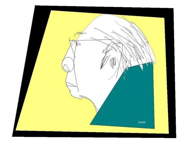 陳餘生,GC.11.11.2010,電腦繪畫,2010