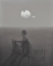 心境No.21,160 x 130厘米,油彩布本,2014