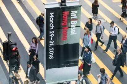 為期三天的Art Basel香港展會於3月31日(星期六)圓滿結束。
