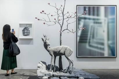 Galerie Krinzinger © Art Basel See Translation