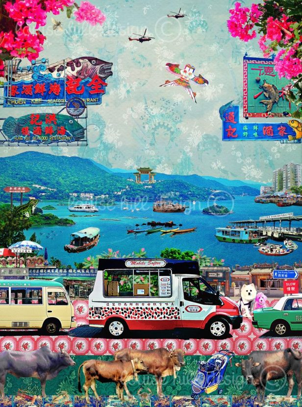 """Sai Kung"" by Louise Hill"