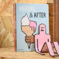 """Before & After"" by Jean Jullien Image courtesy of K11"
