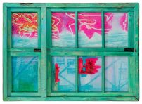 Li Qing, Neighbour's Window, Victory, 2017; Courtesy to the artist and David Zwirner Gallery