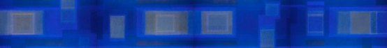 IN BLUE Jan '18 (A, B, C, D) Katsuyoshi Inokuma 100.0 x 200.0 2018 Acrylic, Coffee powder on panel