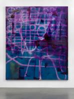 Alex Hubbard Untitled, 2011 Acrylic, resin and fiberglass on canvas 200 x 177 cm (78 3/4 x 69 5/8 in.)