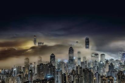 Hong Kong 2018 (original film shot in 2015)