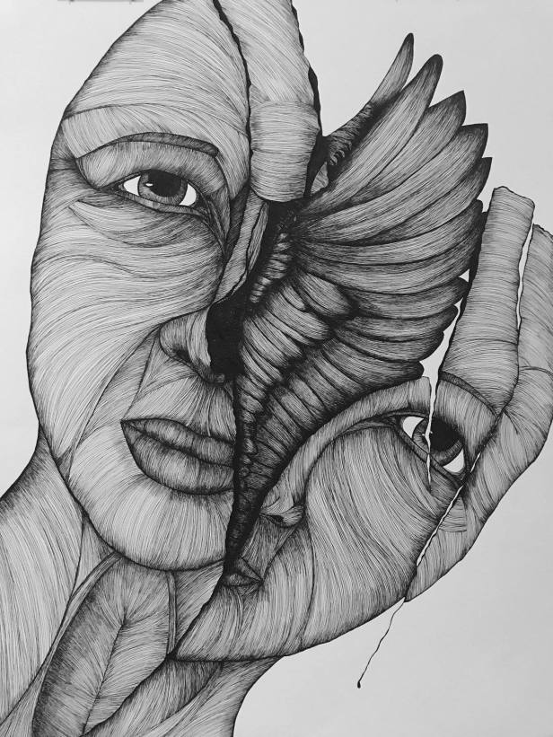 Katherine Filice, Awakening, 2017; Courtesy of the artist