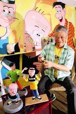 第二代作者:王澤 The Second Generation Artist: Joseph Wong