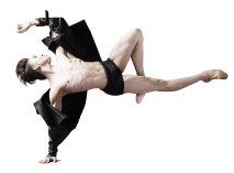 Dancer: Xia Jun Creative: Design Army Photography: Dean Alexander