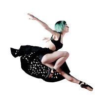 Dancer: Lauma Berga Creative: Design Army Photography: Dean Alexander