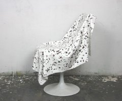 Title: Granite JIANG Peiyuan Material:Acrylic Pigment Products, Chair Date Created:2018 Size:No fix size