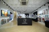 Carré d'artistes畫廊作風打破大眾與藝術之間隔膜,讓人人都可以接觸繪畫及雕塑,買得起藝術品。