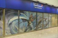 "「漫遊機場-功夫三部曲」 Comixtream @ Airport – Kung Fu Trilogy"""