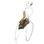 Corinne Pagny 售價:HK$1,400起(視乎尺寸) Carré d'artistes畫廊首選(請瀏覽網站了解定價詳情)