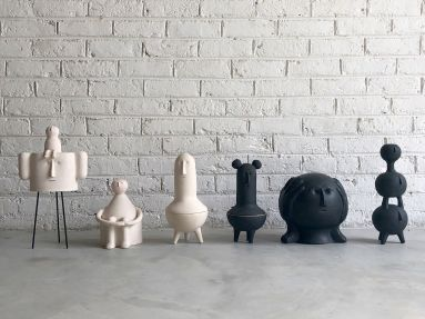 Clayman, Dysfunctional Characters; Courtesy of the artist and Karlo Otto