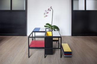 Lim + Lu, Frame Table; Courtesy of the artist and Karlo Otto