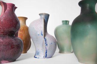 Lim + Lu, Split Vase Cluster; Courtesy of the artist and Karlo Otto