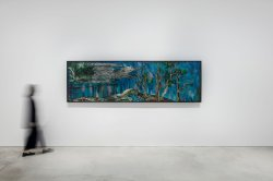 Installation View, 'Zeng Fanzhi. In the Studio', Hauser & Wirth Hong Kong 2018. © Zeng Fanzhi Courtesy the artist and Hauser & Wirth