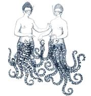 Fiodor Gabrielle d'Estrees et sa soeur Poster Hand-drawn, Gel Ink Pen, colored in Photoshop 2009